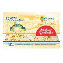 Cassoni pomodoro e mozzarella